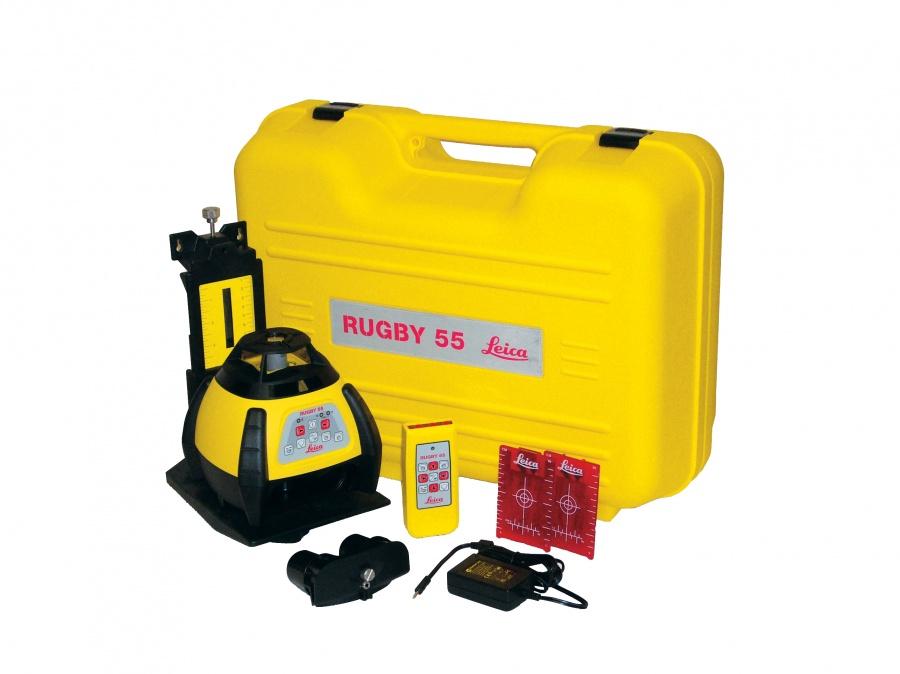 Livella Laser Leica Rugby 55