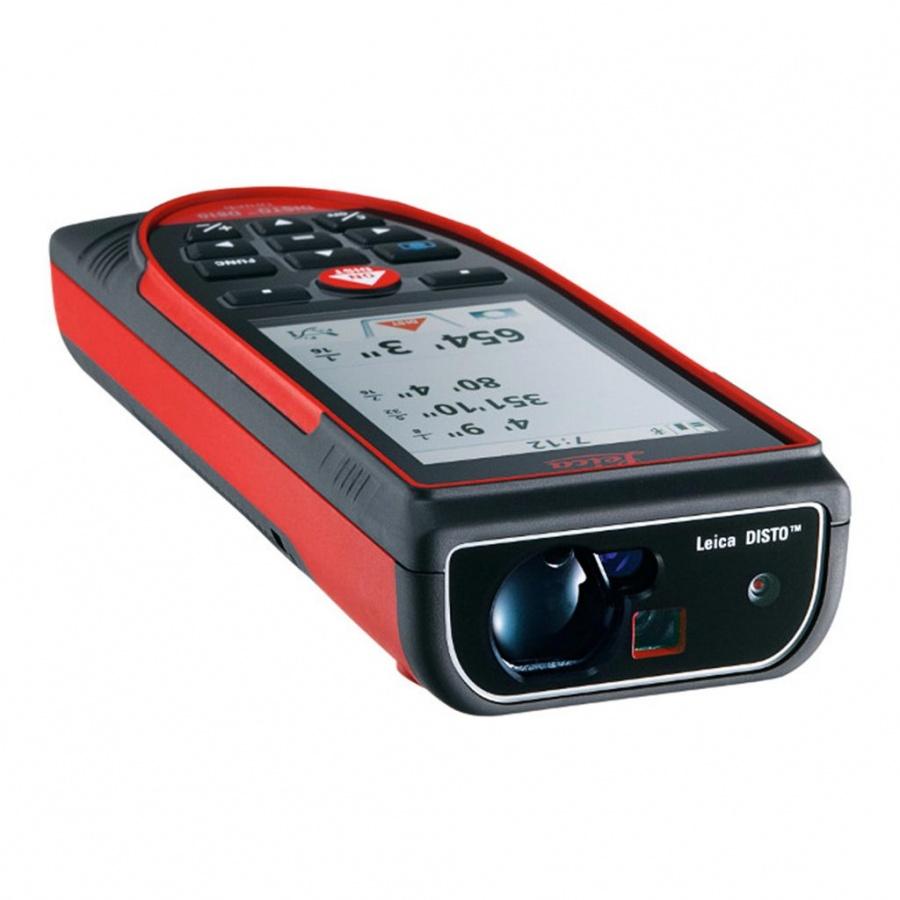 Misuratore laser Leica Disto D810 touch - dettaglio 2
