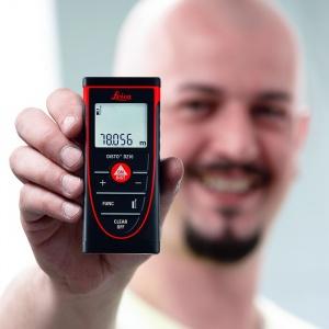 misuratore laser leica disto d210 2