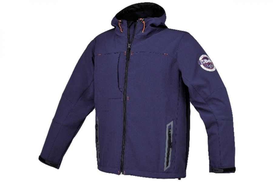 Giacca in softshell foderato Beta 7681BL