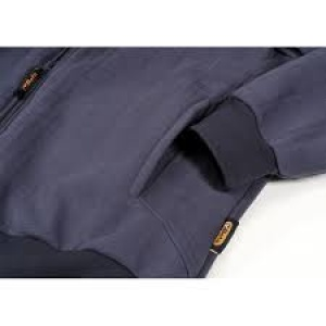 Tasca Felpa in cotone con cappuccio Beta 7641BL