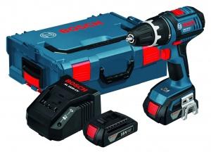 Trapano avvitatore Bosch GSR 18 V-LI Compact Professional