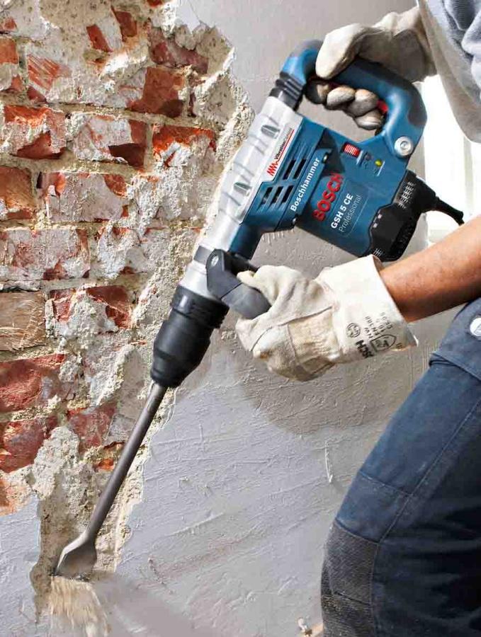 Martello demolitore Bosch GSH 5 CE Professional