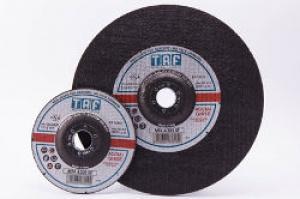Cf. Dischi  Taglio Acciai e Ghise per Smerigliatrici Taf MT4 mm. 125x3,2 pz. 5