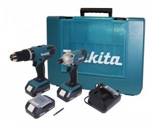 Kit avvitatori Makita DK18015