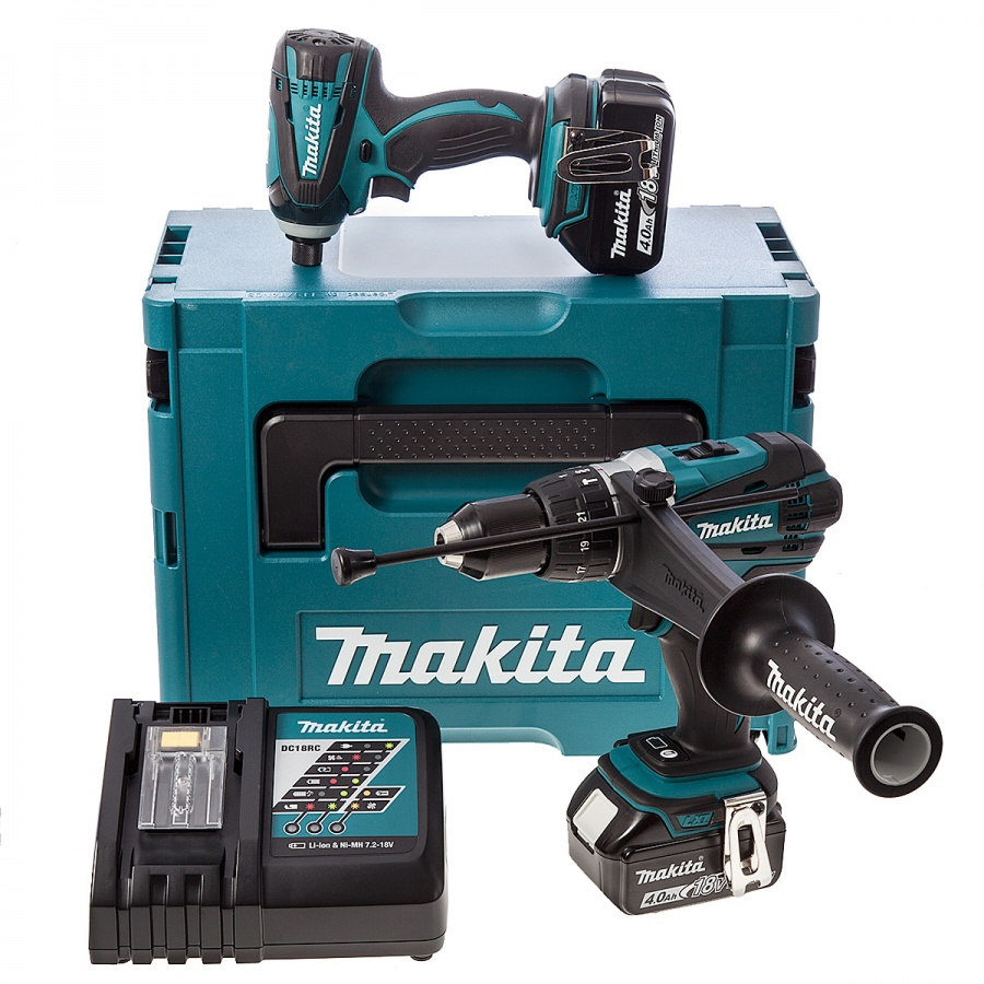 Kit avvitatori Makita DLX2005
