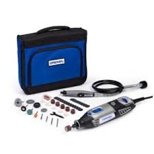 Disegno kit utensile multifunzione Dremel 3000-3/105 con 105 accessori
