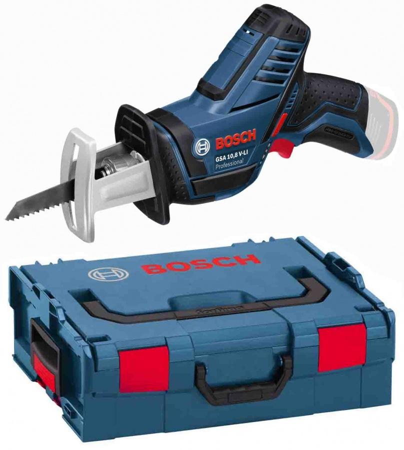 Seghetto diritto Bosch GSA 10,8 V Professional