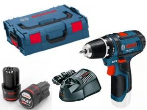 immagine 1 Trapano avvitatore Bosch GSR 10,8-2-LI con batteria