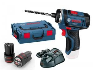 immagine Trapano avvitatore Bosch GSR 10,8-LI con batteria