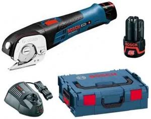 Cesoia Bosch GUS 10,8 V-LI con batteria
