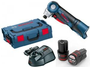 immagine Trapano avvitatore angolare Bosch GWI 10,8 V-LI Professional con batteria