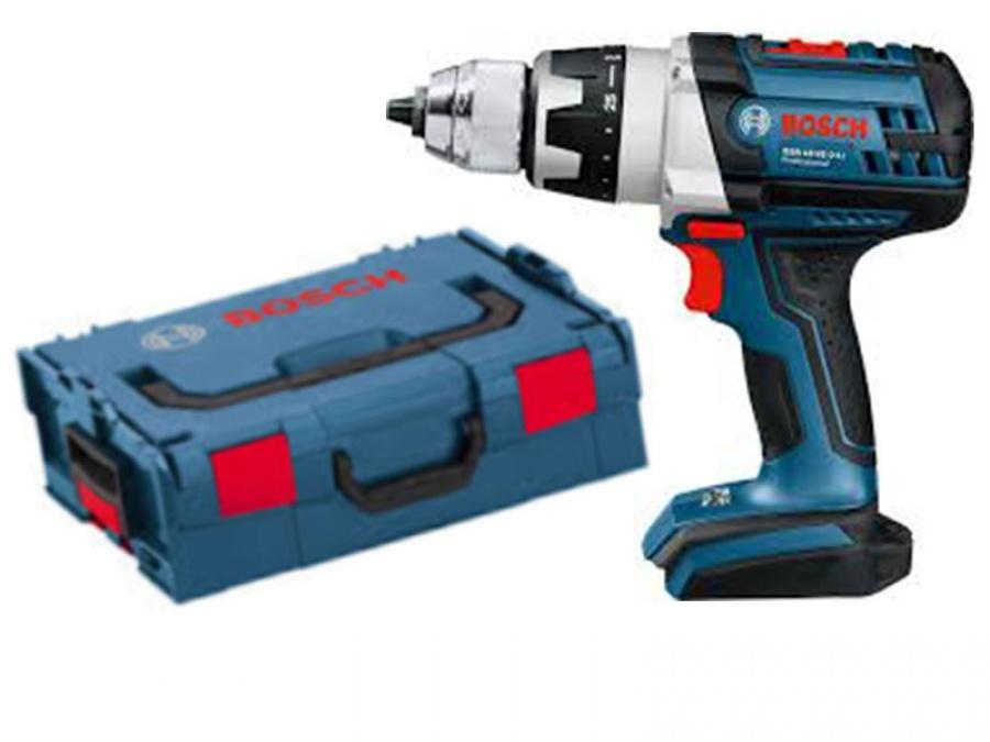 immagine Trapano avvitatore Bosch GSR 18 VE-2-LI Professional senza batteria