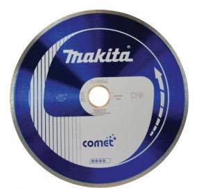 Disegno disco diamantato Comet con corona continua