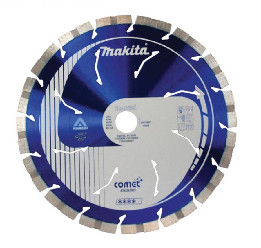 Disegno disco diamantato Comet Enduro