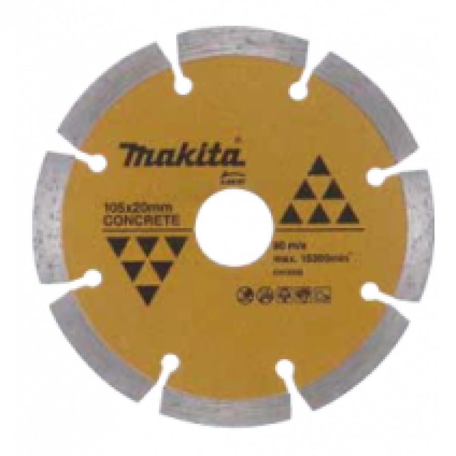 Disegno disco diamantato a settori per marmo e klinker
