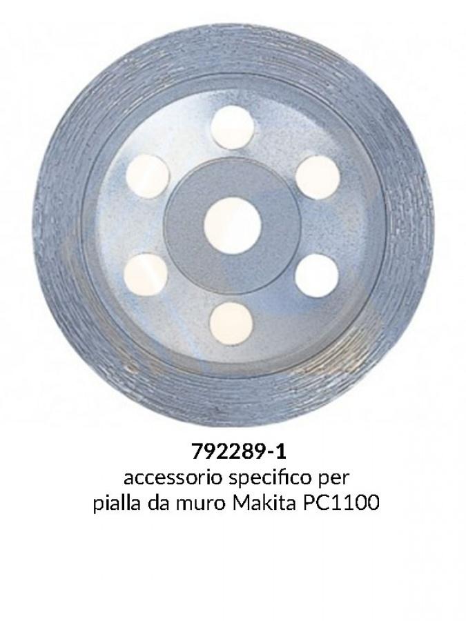 Disegno 3 disco diamantato con corona continua per pialla e sega da banco