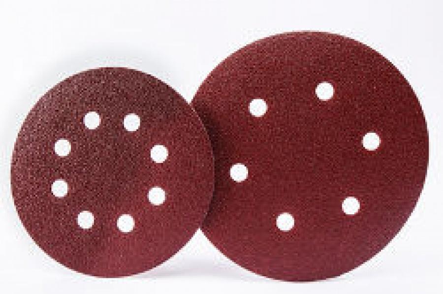 Disegno disco abrasivo velcrato per levigatrice Taf CS78V 150 mm - 2pz