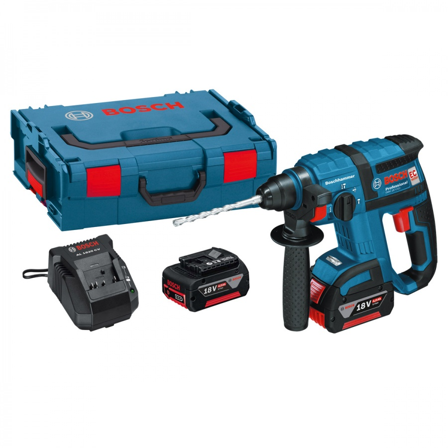 Tassellatore Bosch GBH 18 V-EC Professional