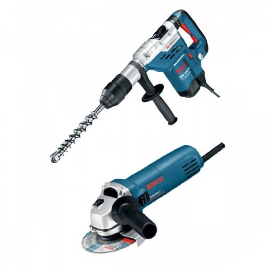 Kit Bosch GBH  5-40 DCE + GWS 850C