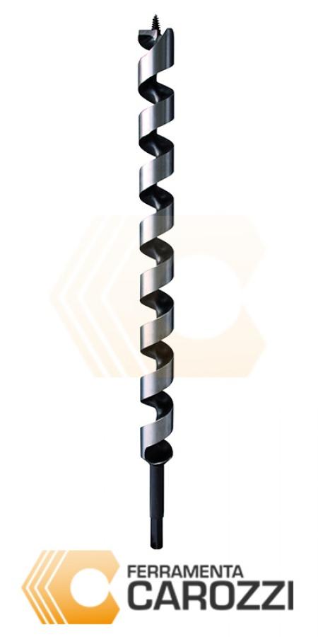 Immagine punta a spirale tipo lewis