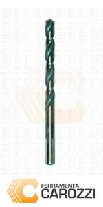 immagine Punta elicoidale cilindrica HSS COBALTO 8% DIN 338 - 5pz