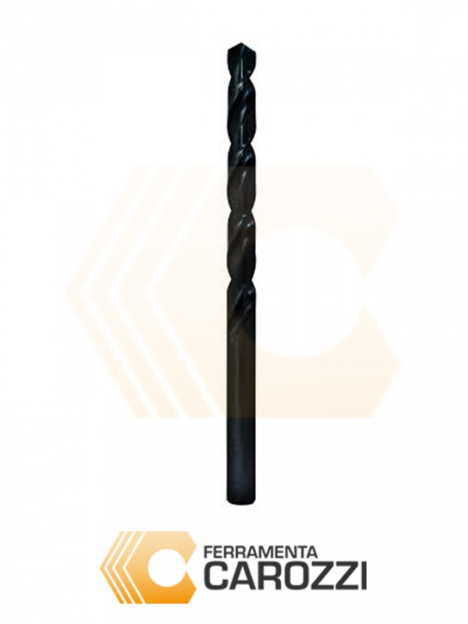 immagine Punta elicoidale cilindrica HSS lunga DIN 340 - 5pz