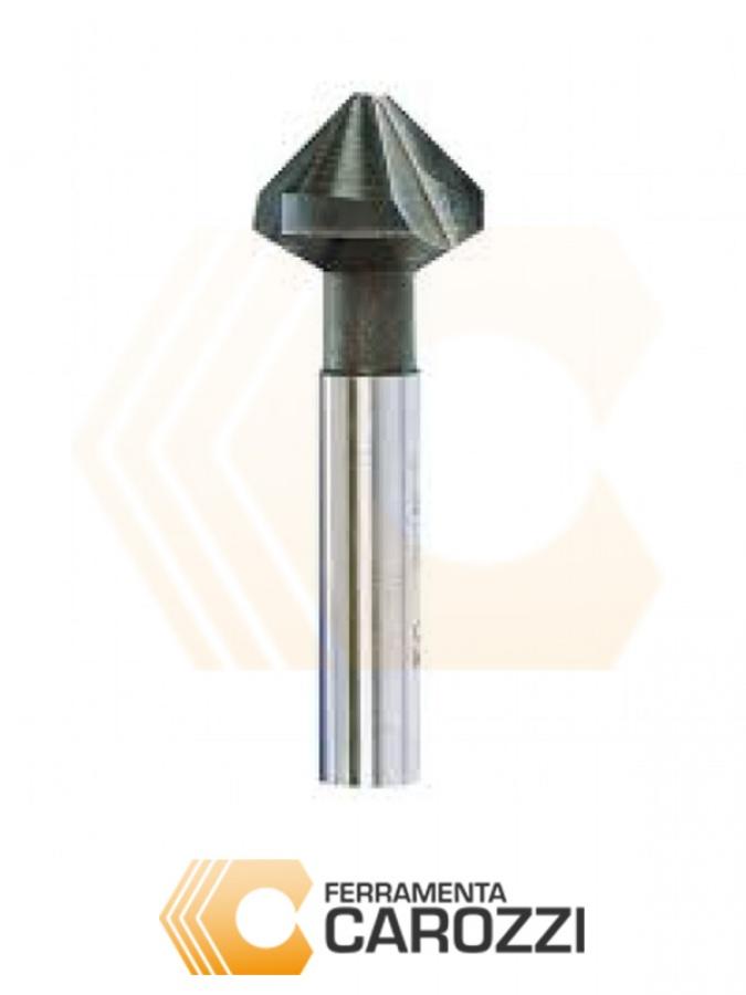 immagine Svasatore con foro HSS COBALTO con codolo cilindrico