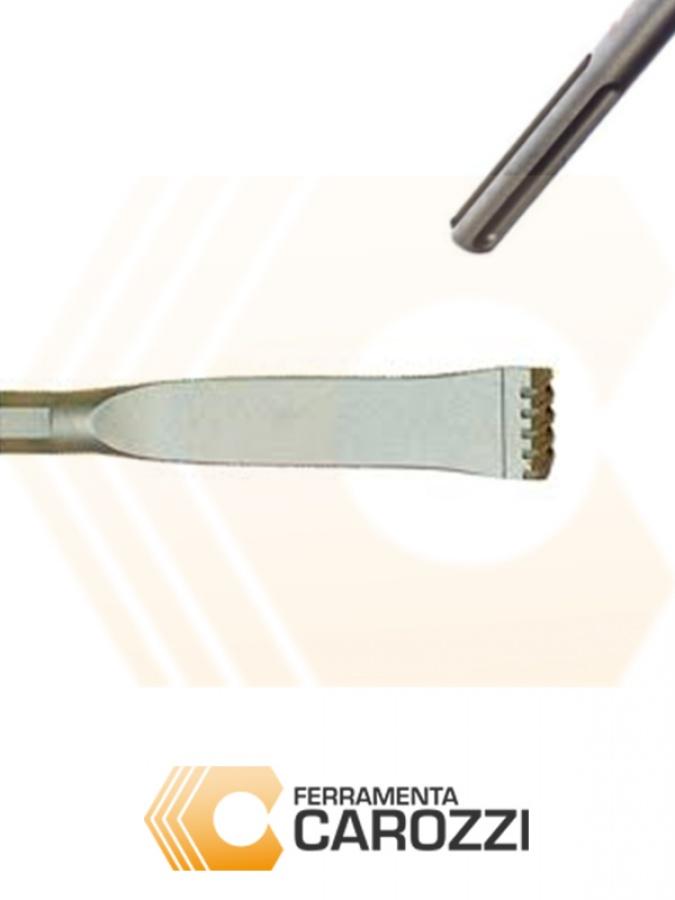 IMMAGINE 2 Scalpello a denti in HM attacco SDS-MAX