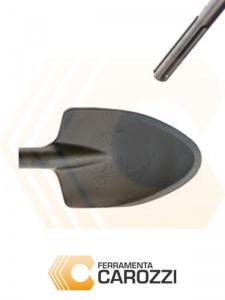 immagine Scalpello a vanghetta attacco SDS-MAX