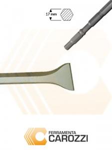 immagine Scalpello a cucchiaio attacco Makita