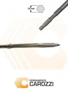 immagine Scalpello a punta autoffilante attacco esagonale 30 mm