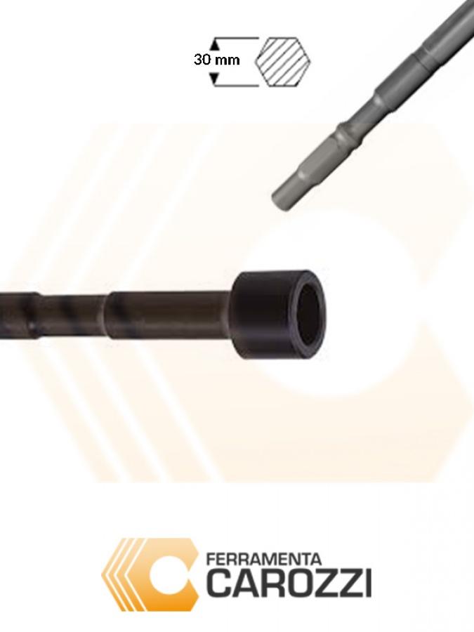 immagine 2 Scalpello per posa elettrodi attacco esagonale 30 mm