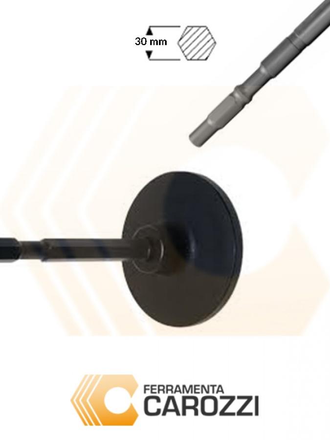 immagine Pestello attacco esagonale 30 mm