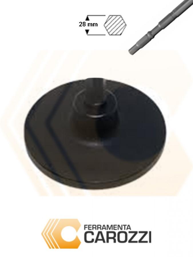 immagine Pestello attacco esagonale 28 mm