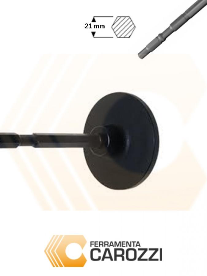 immagine Pestello attacco esagonale 21 mm