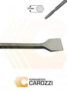 immagine Scalpello a cucchiaio angolato attacco esagonale 19 mm