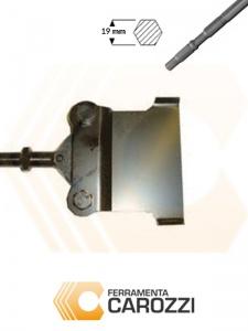immagine Spatola attacco esagonale 19 mm