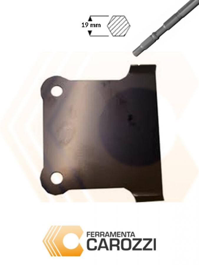 immagine Ricambio spatola attacco esagonale 19 mm