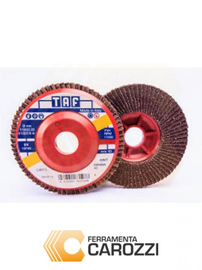 immagine Disco lamellare allo zirconio 115 mm serie Cif -5pz