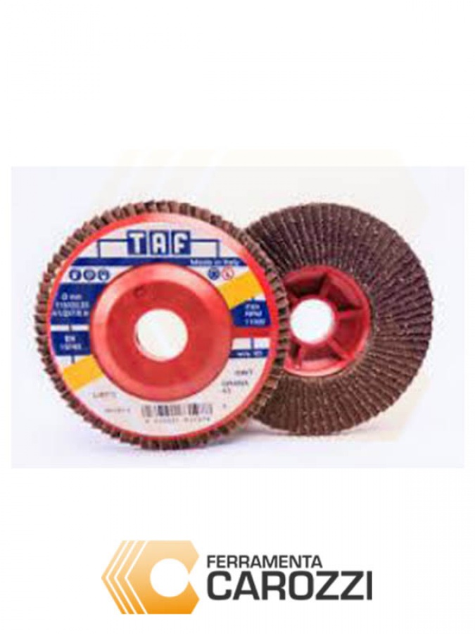 immagine Disco lamellare al coridone 125 mm serie Cif