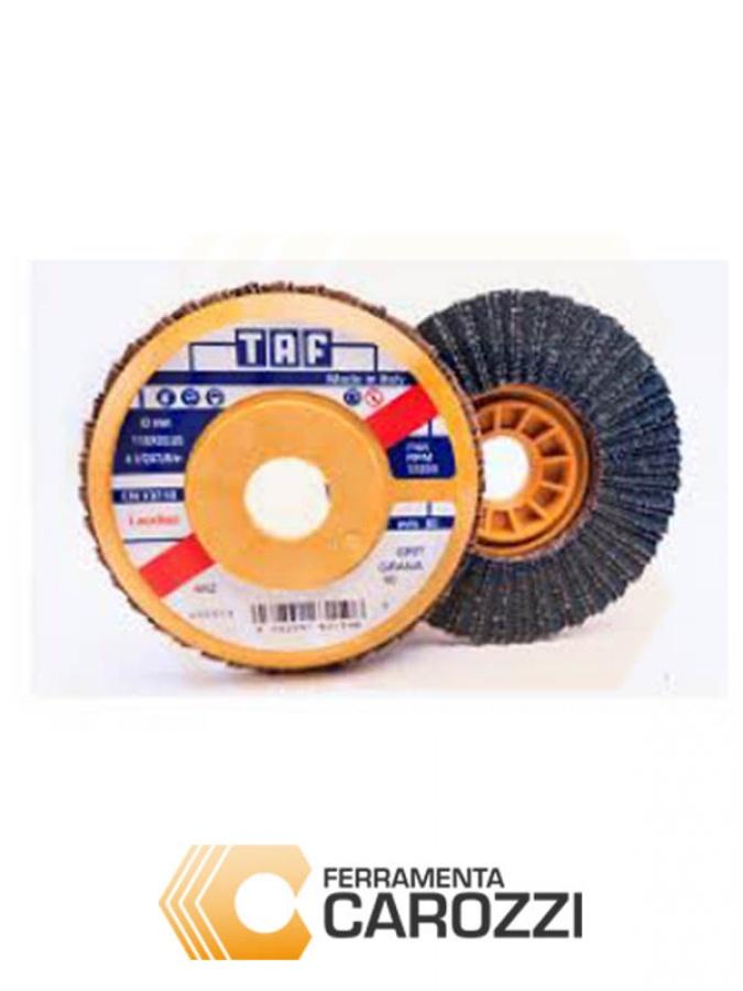 immagine Disco lamellare allo zirconio 115 mm serie Leodisc
