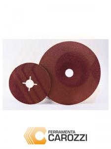 immagine Disco al corindone ceramico 125 mm serie Plus