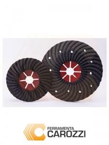 immagine Disco al carburo di silicio 125 mm semiflessibile