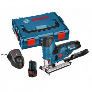 Seghetto alternativo Bosch GST 10,8 V-LI Professional con batterie