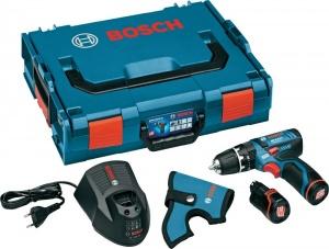 Trapano avvitatore Bosch GSB 10,8-2-LI Professional con batterie