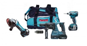 Kit Makita DLX3009