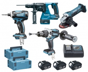 Kit Makita DLX4033MJ1