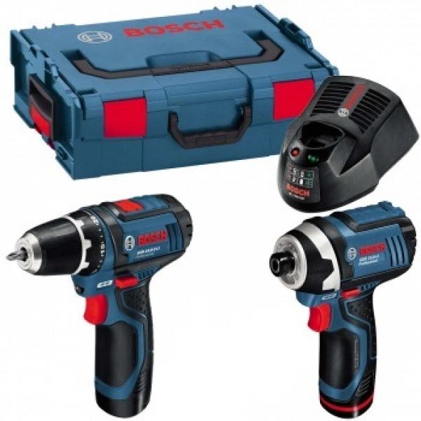 Kit Trapani Bosch 10,8V Professional
