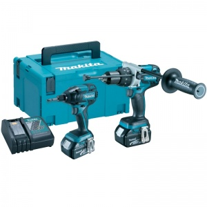Avvitatori Kit 18v Makita DLX2040SPC